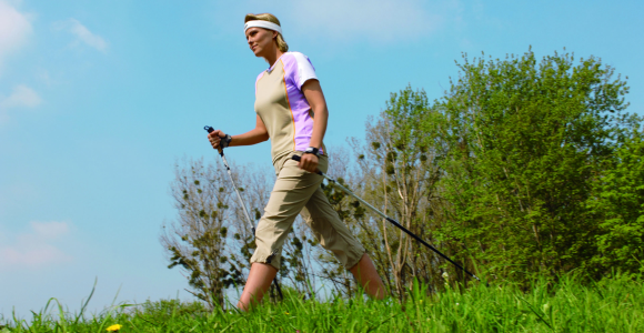 Nordic Walking: Das ideale Fitness Training