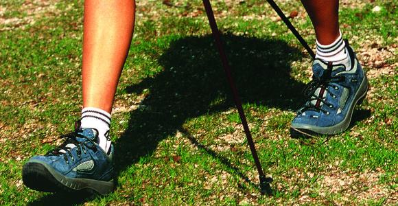 Wie lange halten Nordic Walking Schuhe?