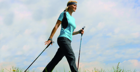 Nordic Walking, Fitness