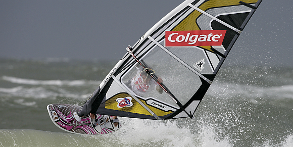 Fitness: Colgate World Cup Sylt