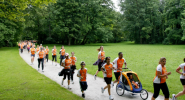 Stadtlauf: Fitness & Jogging in the City
