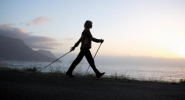 Nordic Walking Technik: Atmung