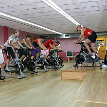 Fitness Training, Indoor-Cycling